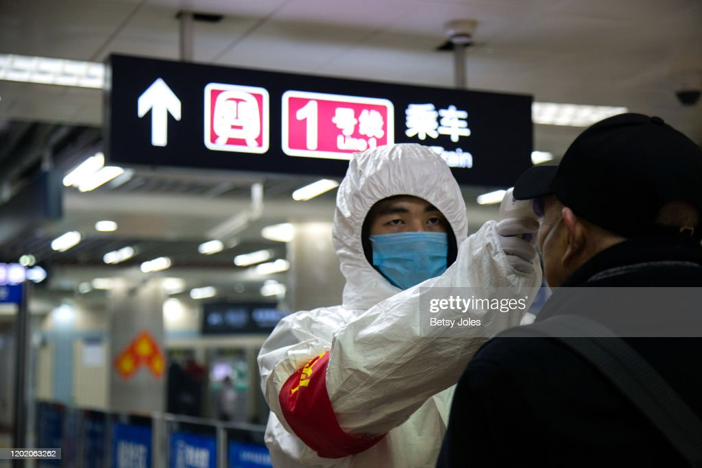 30 Provinces Launch The First Level Response To Major Public Health Emergencies In China : News Photo