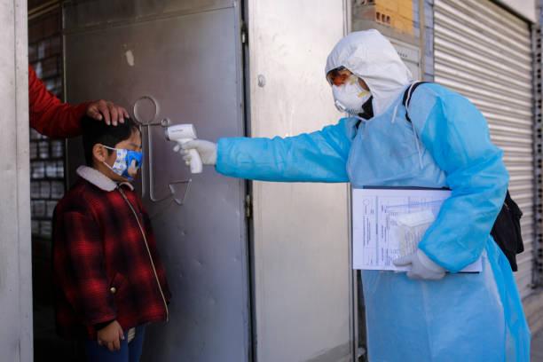 BOL: Door To Door Screening For Coronavirus Symptoms In La Paz