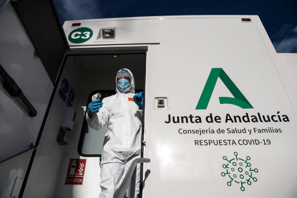 ESP: Antigen Test In Cuevas Del Becerro