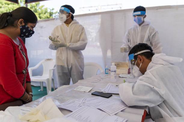 IND: Coronavirus Testing as India to Restore Visas Despite Virus in Bid to Open Economy