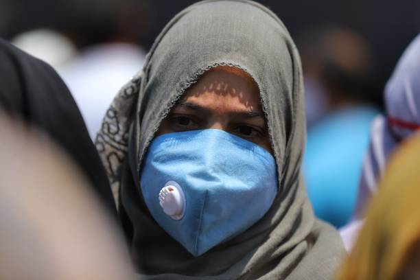 IND: Health Workers Protest In Baramulla