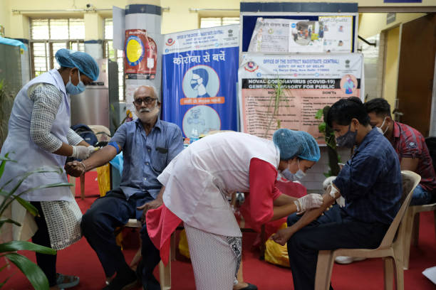 IND: Survey as Vaccination Rate Primes Indian Economy for Acceleration