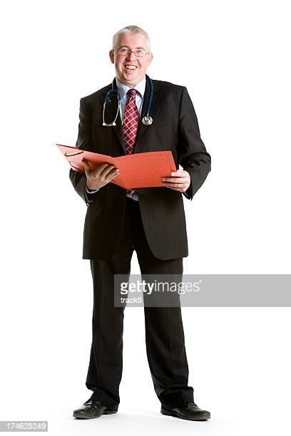 Gesundheitswesen: Medizinische Berater