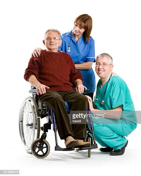 Gesundheitswesen: Patienten care