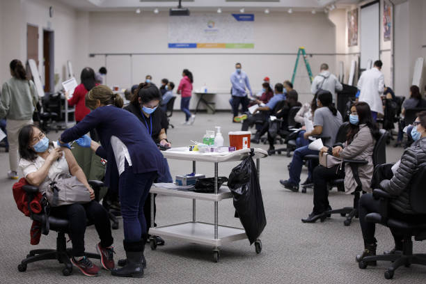 CAN: Outreach Group Vaccinates Workers At Apotex Inc. Pharmaceutical Facility