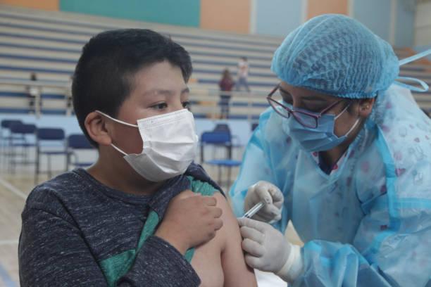 ECU: Ecuador Vaccinates 6 To 11-Year-Olds Against COVID-19