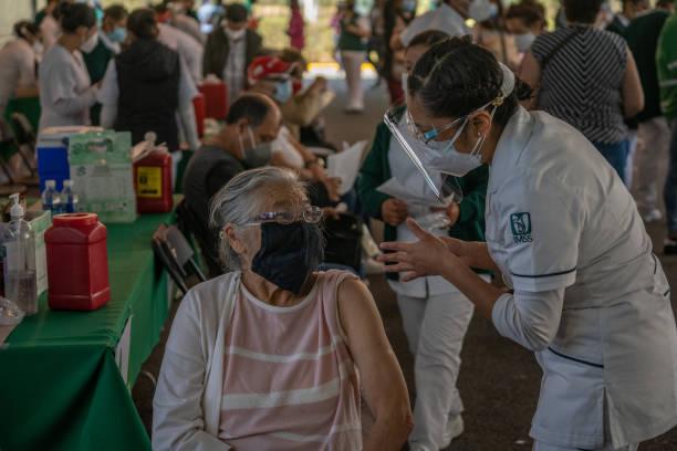 MEX: Mexico Administers 2.77 Million Covid-19 Vaccine Doses
