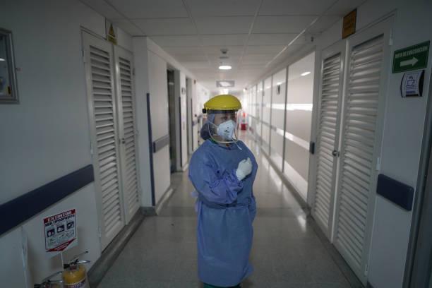 COL: Bogota Reimposes Citywide Lockdown As ICUs Near Full Capacity