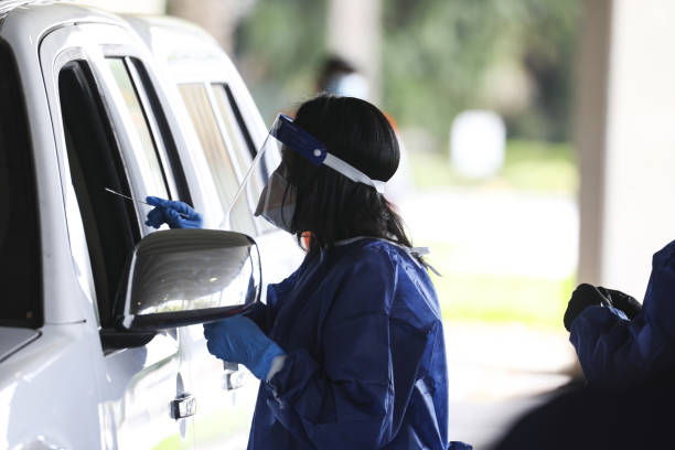 FL: Pinnellas County Adds Drive-Thru Testing Site As Florida Breaks Record Daily Cases