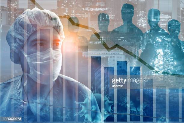 healthcare workers working to fight the covid-19 pandemic - epidemiology stock pictures, royalty-free photos & images