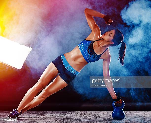 healthy and sportive - blue shorts stock pictures, royalty-free photos & images