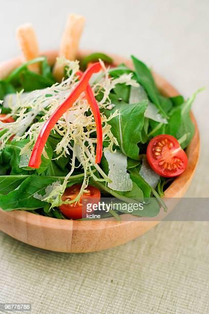 Gesunde Schüssel Salat