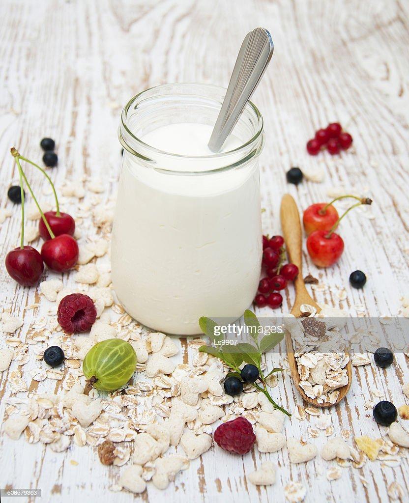 Prima colazione salutare : Foto stock