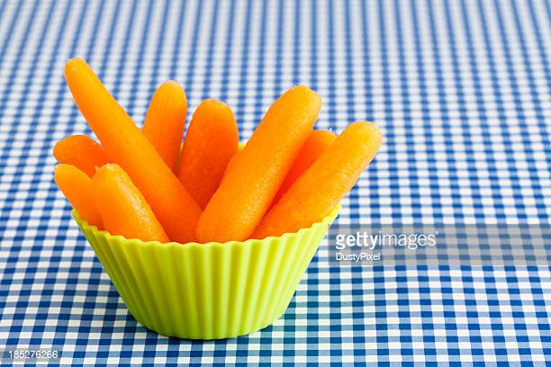 Healthy Carrot Snack