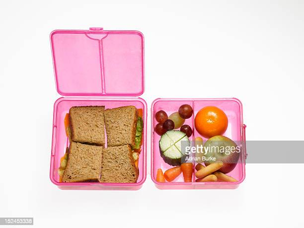 Healthy Childs lunchbox