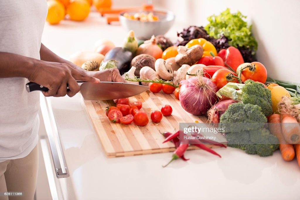 Gesunde Ernährung-Konzept. : Stock-Foto