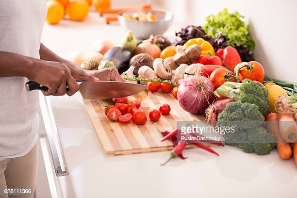 healthy eating concept. - chop stock pictures, royalty-free photos & images