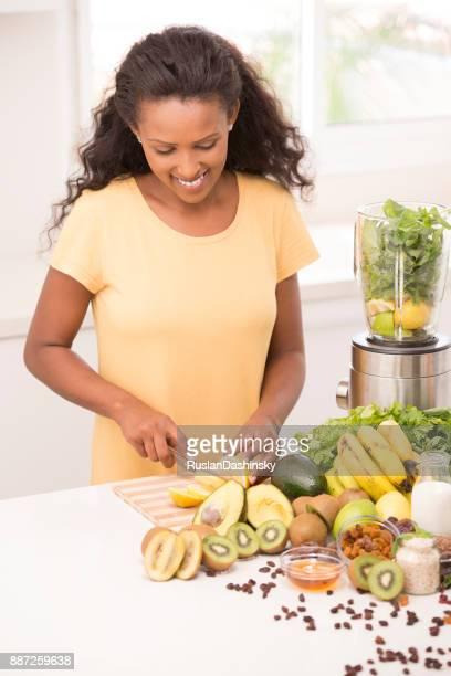 Saine alimentation pour le mode de vie sain.