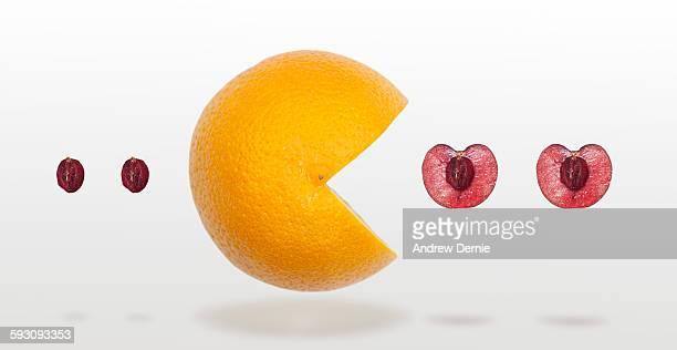 Healthy eating fruit