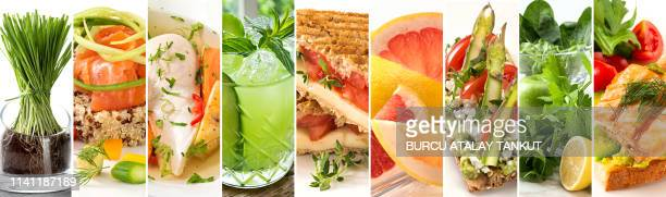 healthy eating - raw food diet stock pictures, royalty-free photos & images