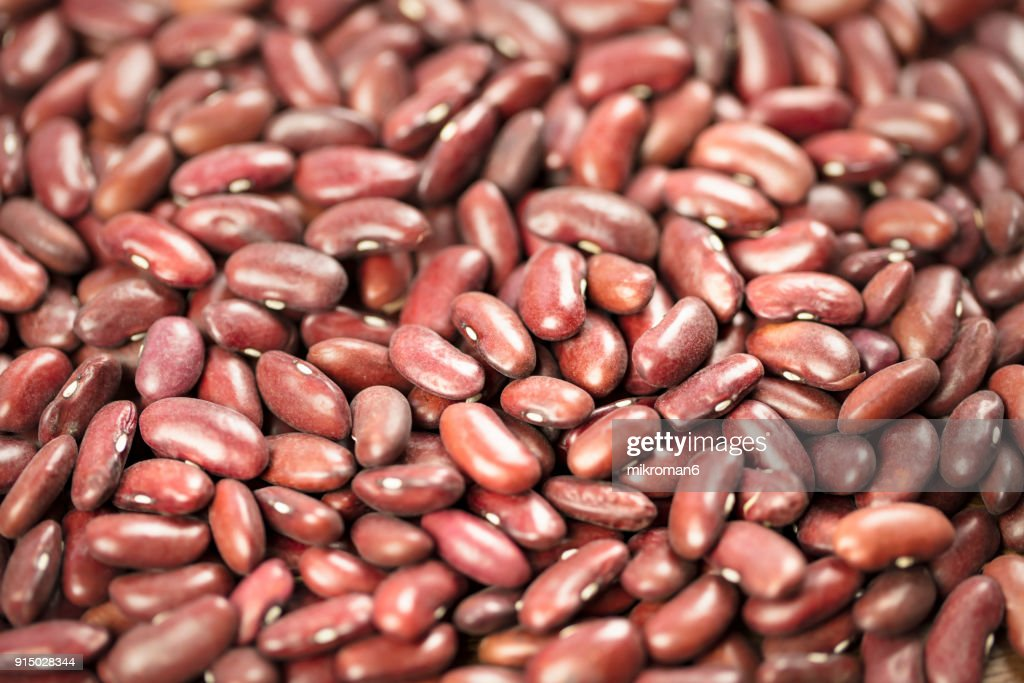 Healthy Eating Red Kidney Beans Raw Food Ingredient High Res Stock Photo Getty Images