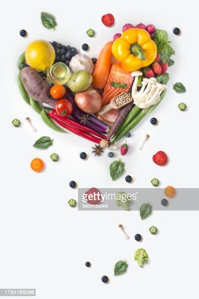 healthy eating vegan food concept image. - groente stockfoto's en -beelden