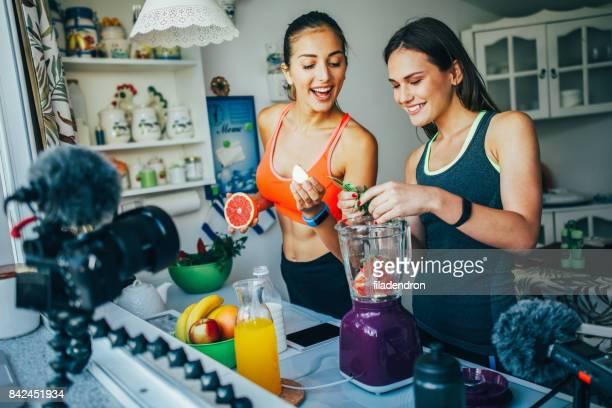 Gesunde Ernährung vlog