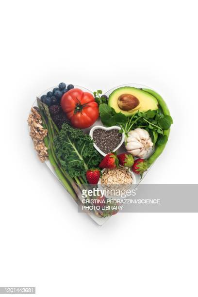 healthy food for the heart - still life stock pictures, royalty-free photos & images