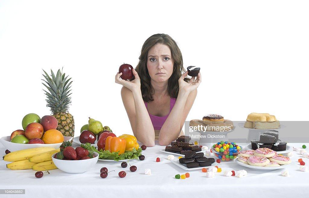 чем заменить сладости на диете