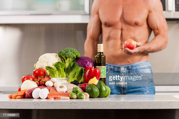 Healthy Foods Equal Fit Body