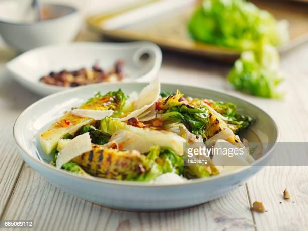 健康的な宝石レタス サラダ