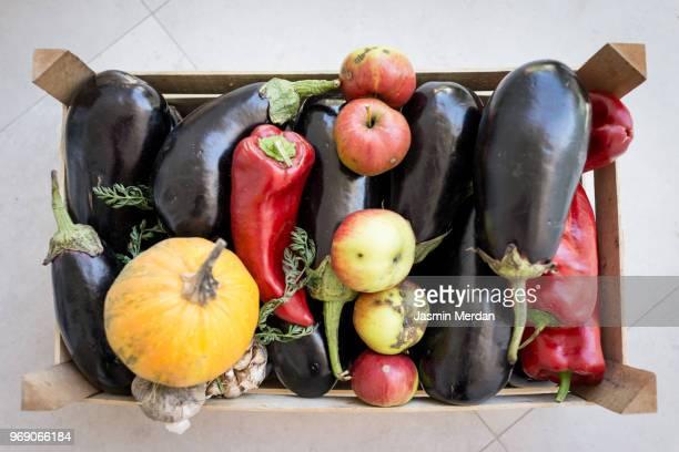 Healthy harvest crop