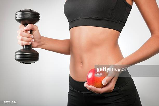 healthy lifestyle (xxxl) - underweight stock photos and pictures