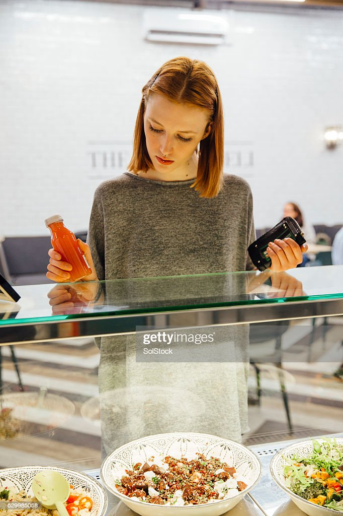 Healthy Lunch Choices : Stock Photo