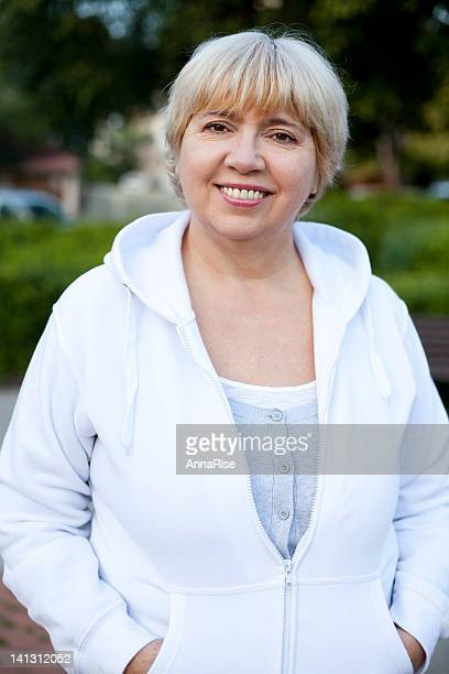 healthy mature woman smiling - adults only stock pictures, royalty-free photos & images