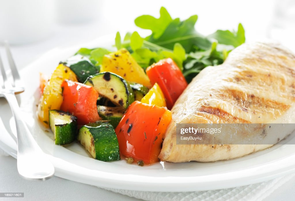 Healthy meal : Stock Photo