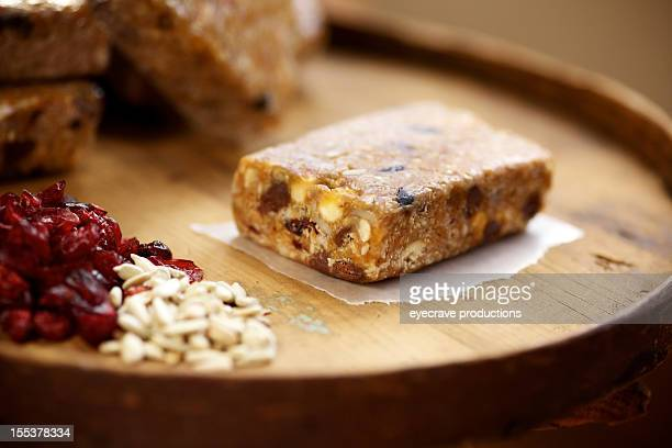 healthy organic energy bar
