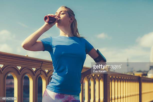 healthy outdoors exercising - squash sport stock pictures, royalty-free photos & images
