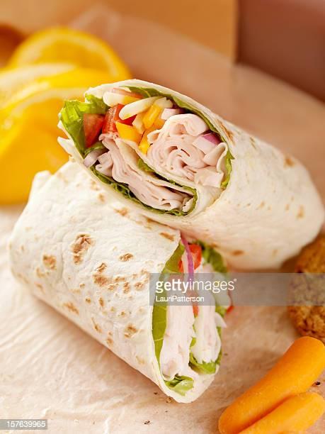 Gesunden Lunchpaket