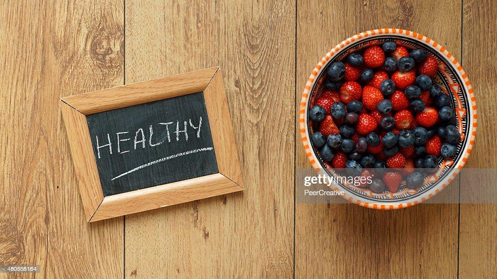 Healthy : Stock Photo