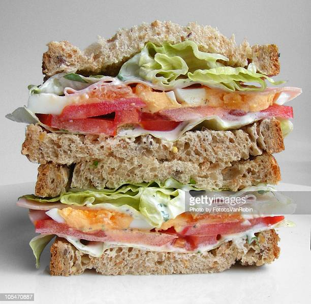 healthy sandwich - mayonnaise stock pictures, royalty-free photos & images