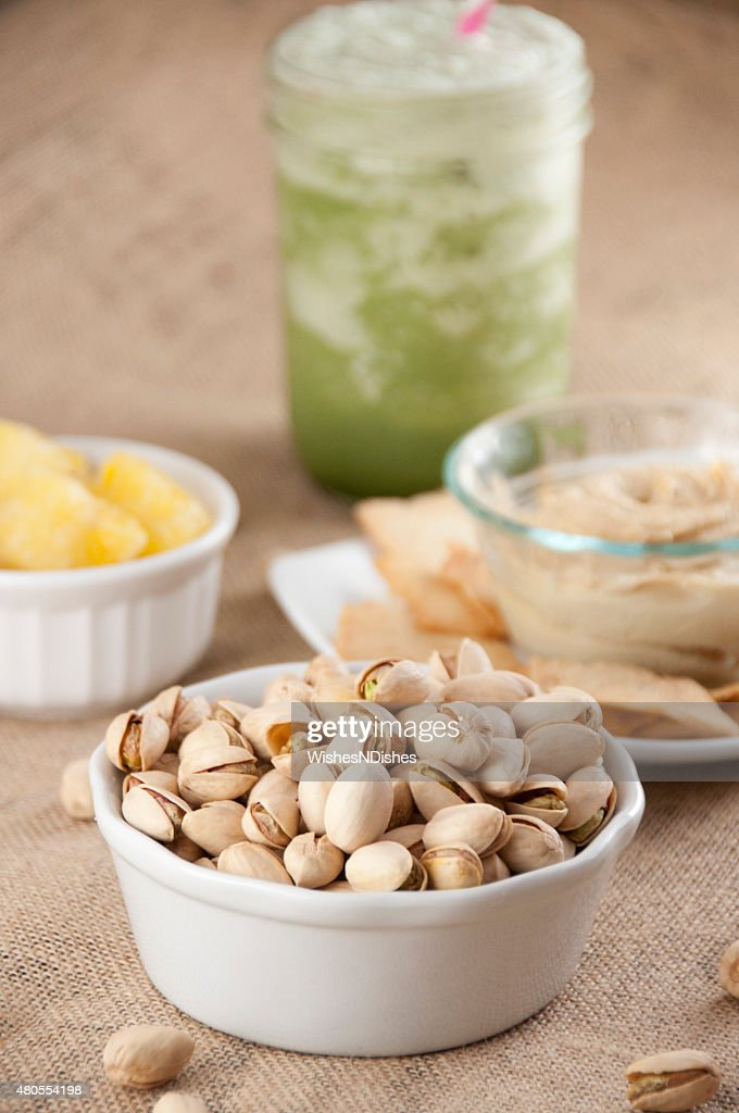 Healthy Snacking : Stock Photo