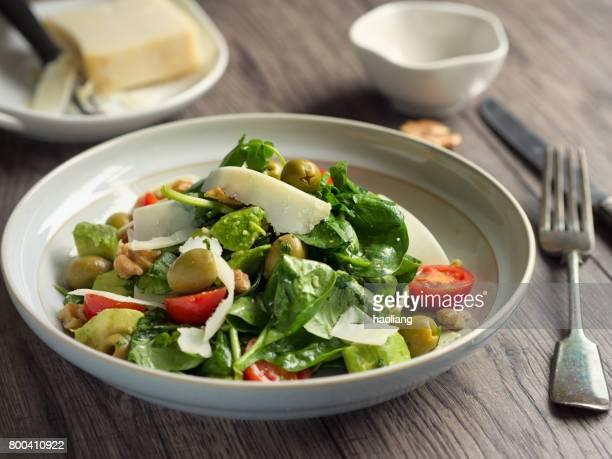 健康なサマーサラダ