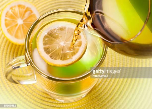 Gesunde Tee