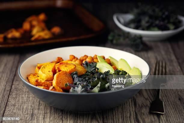 Healthy Vegan bowl