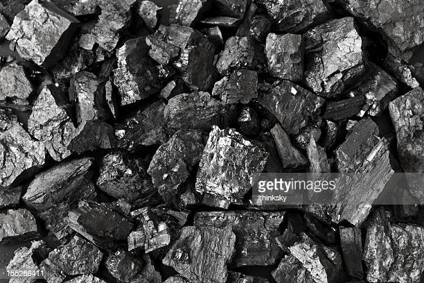 Heap of coal