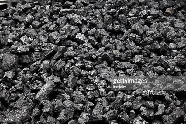 Haufen Kohle