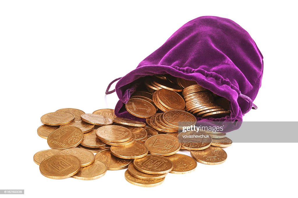heap of coins : Stock Photo