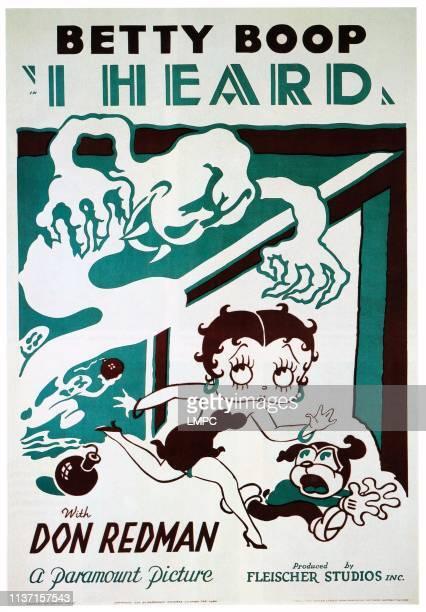 Betty Boop Bimbo 1933