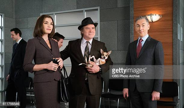 'Hearing' As the grand jury against Peter Florrick is assembled with Assistant US Attorney Connor Fox leading the proceedings Alicia Eli and Peter's...